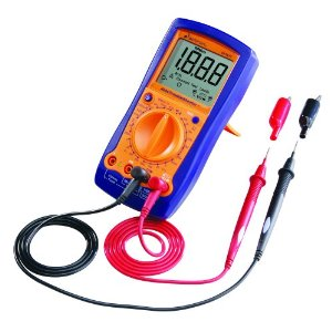 Actron CP7677 Digital Multimeter and Engine Analyzer