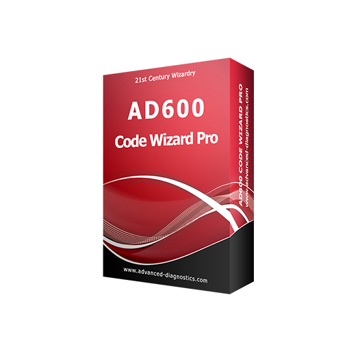AD600 Code Wizard Pro