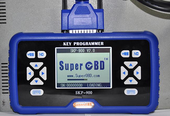 SKP900 Key Programmer