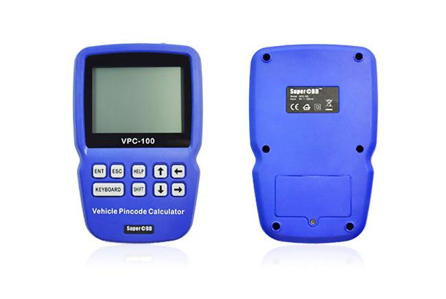 VPC100 PinCode Calculator