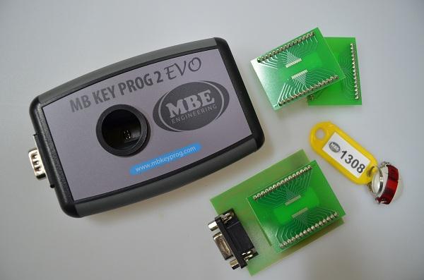 MB Key Prog 2 Evo Key Programmer