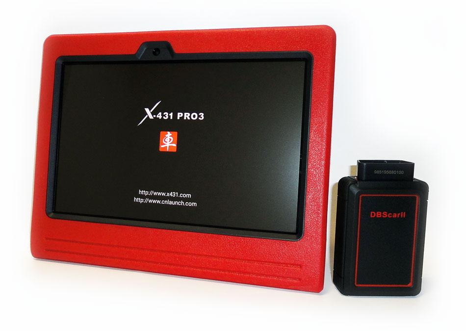 Launch X431 Pro3
