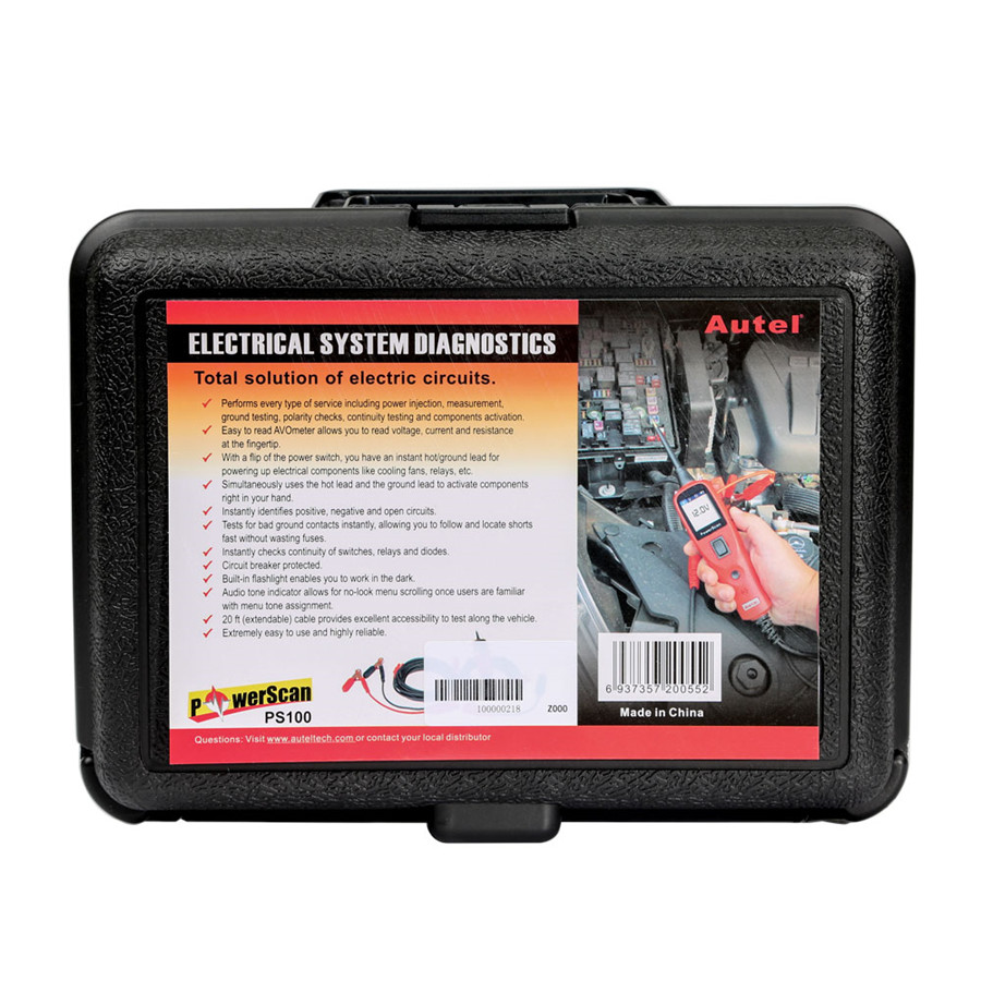 Autel PowerScan PS100