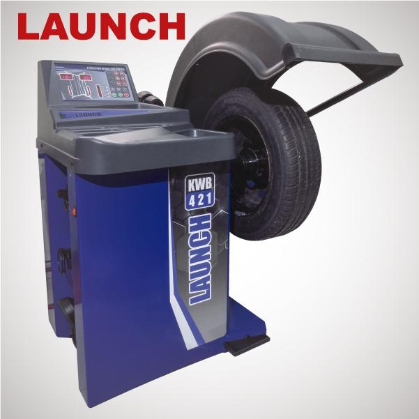 Launch KWB-421 Wheel Balancer